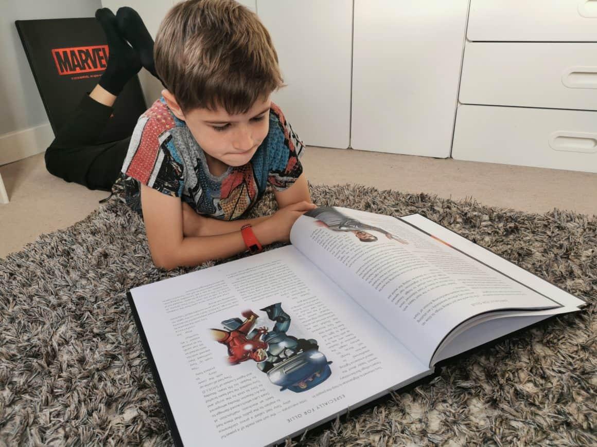 InTheBook.com - Ollie's Marvel book review