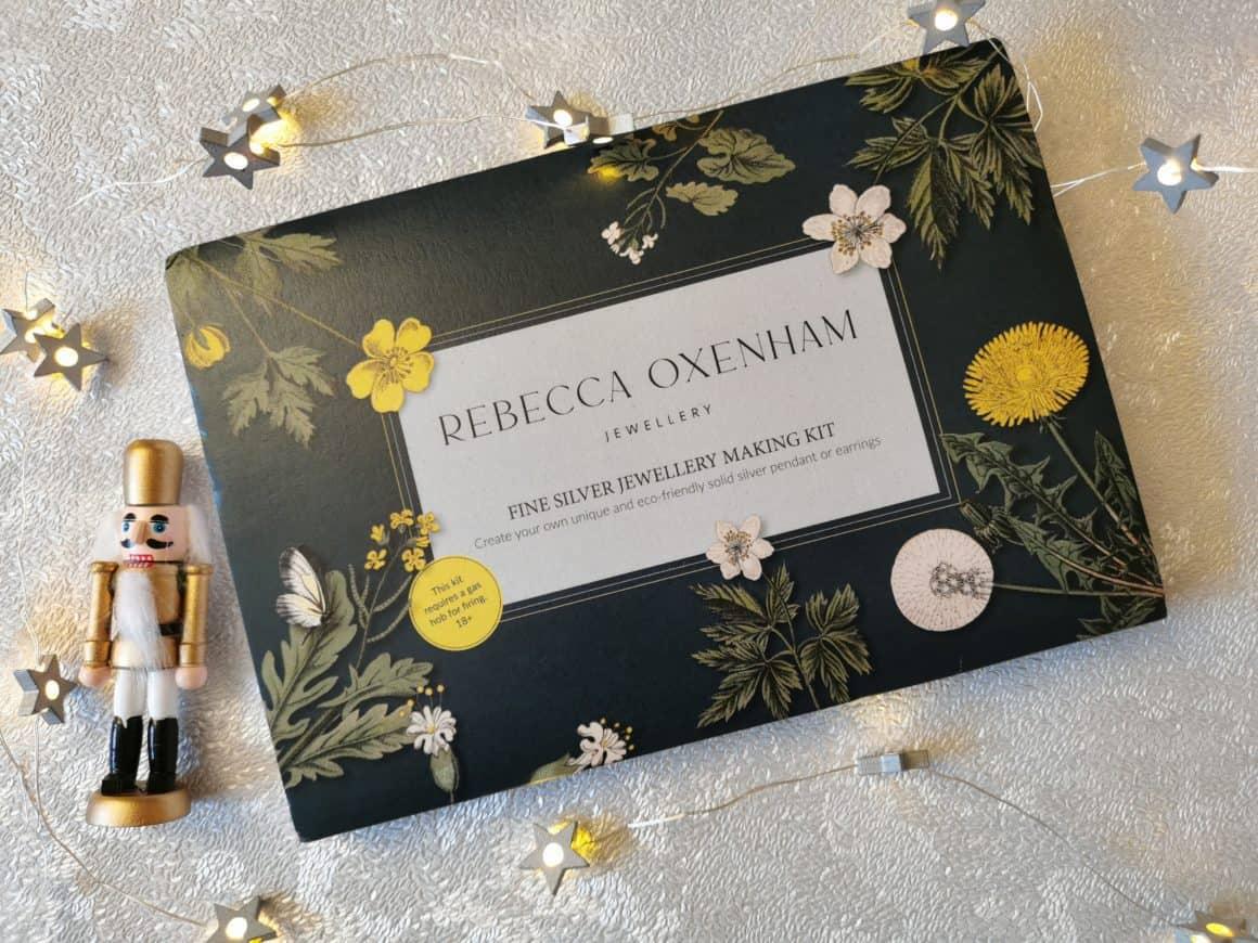 Rebecca Oxenham - Silver Art Clay Gift Set