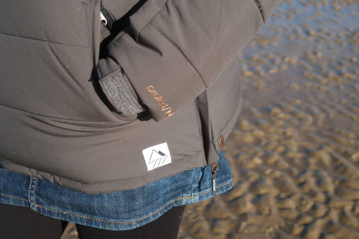 Protest Ski Jacket - Gaby Puffer Anorak 1