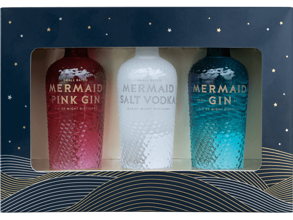 Mermaid Gin Gift Set