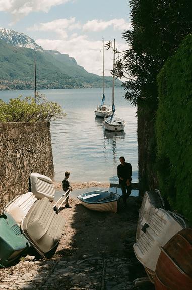 Picturesque Lake Como