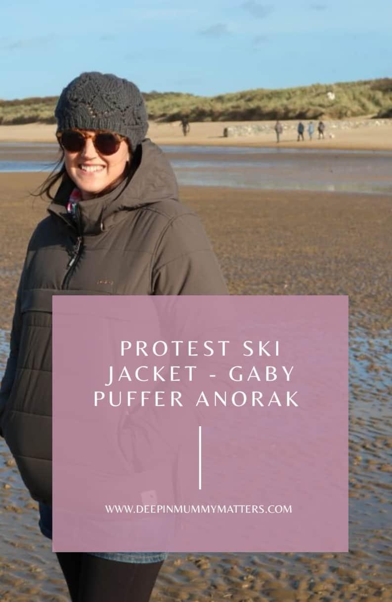 Protest Ski Jacket - Gaby Puffer Anorak 2