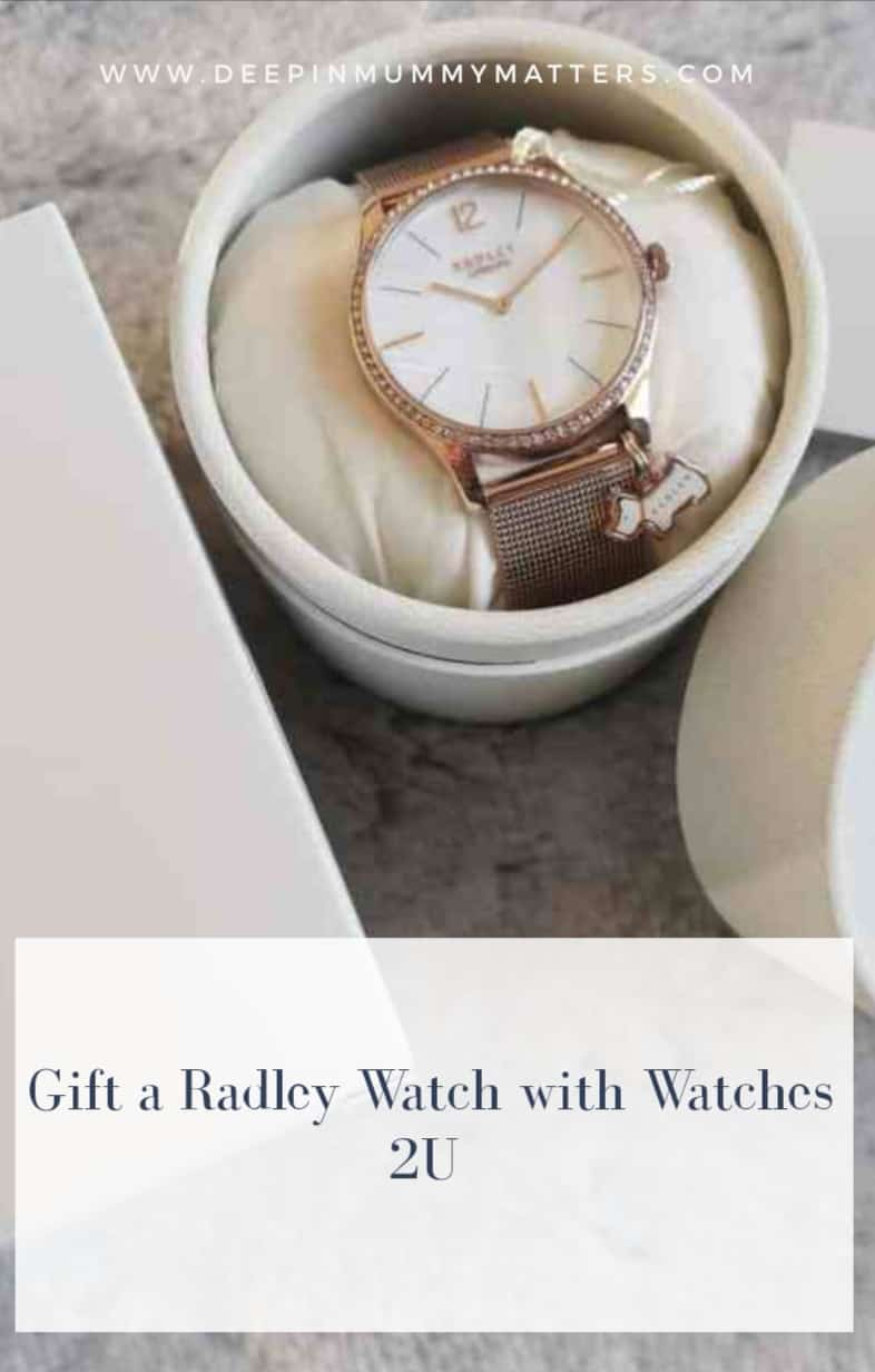 Gift a Radley Watch with Watches2U 5