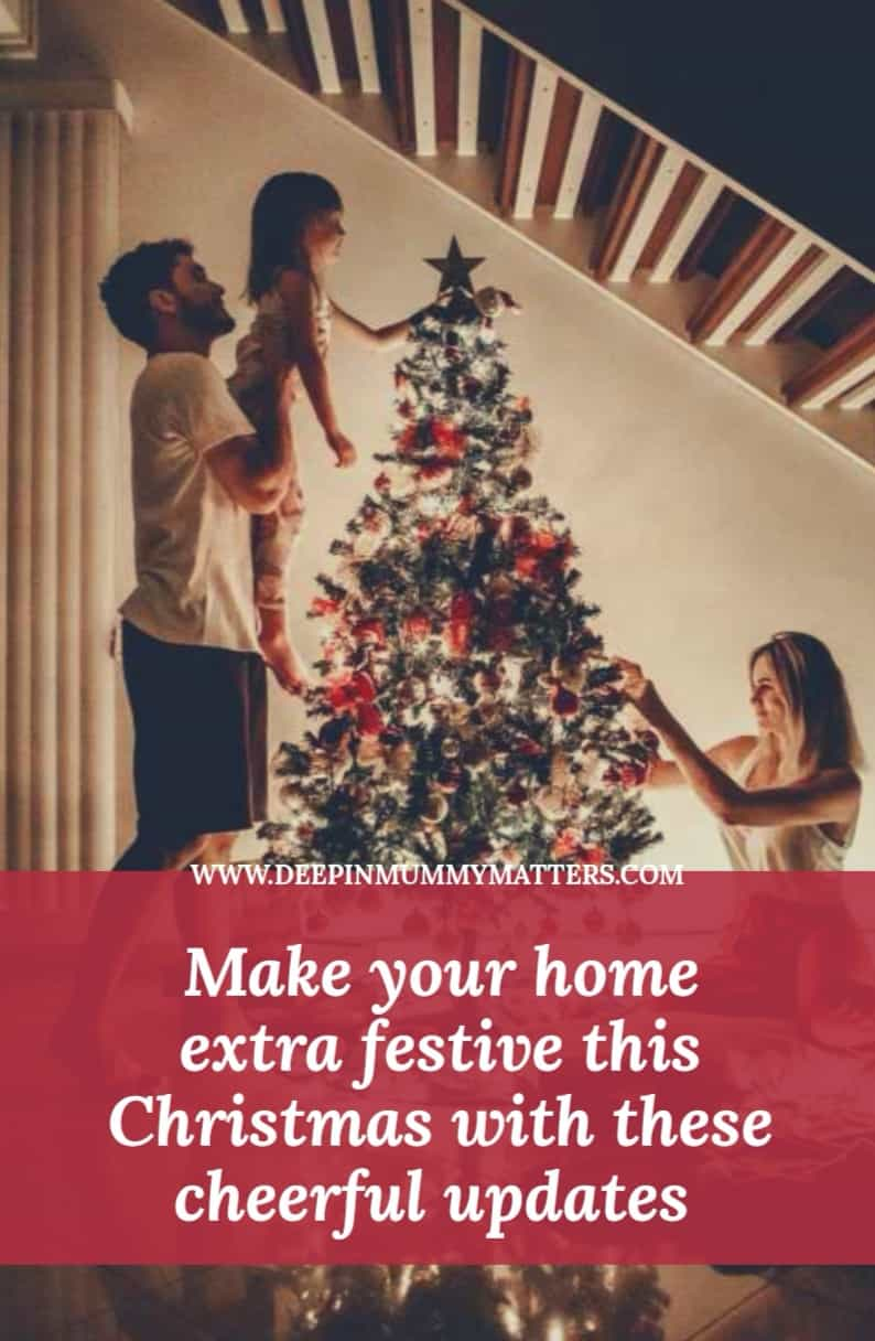 Make your home extra festive this Christmas with these cheerful home updates 2