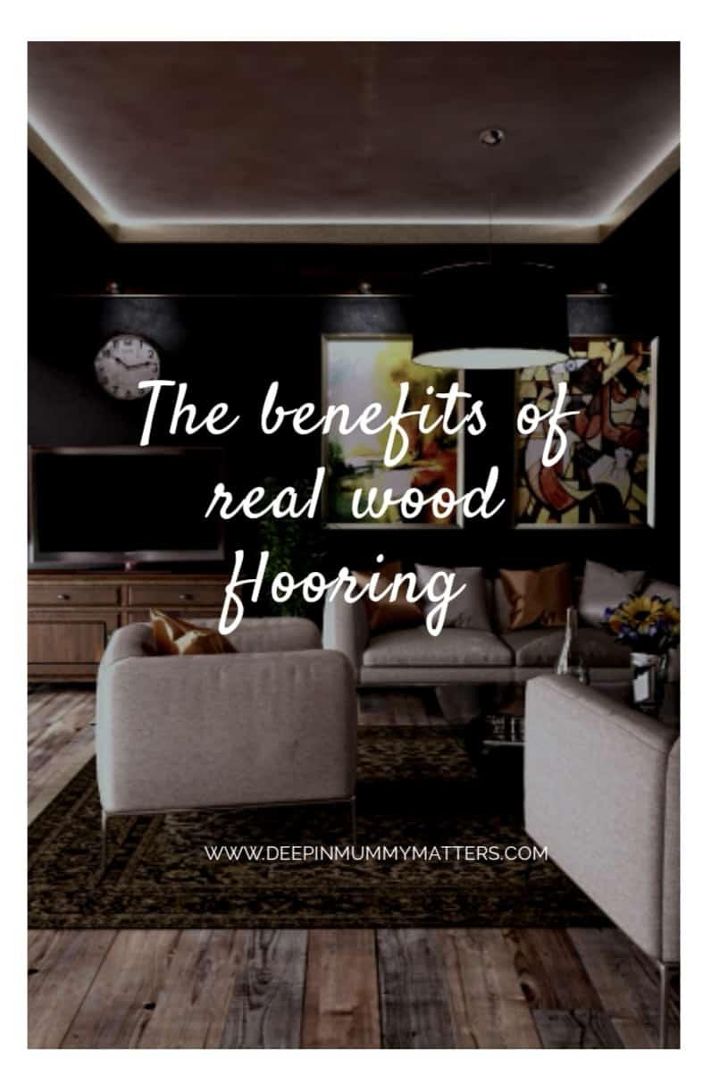 The Benefits of Real Wood Flooring 1