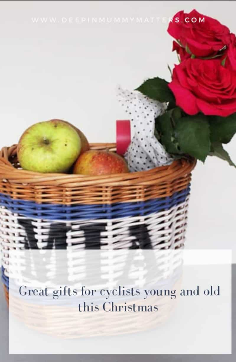 GREAT GIFTS FOR CYCLISTS YOUNG AND OLD THIS CHRISTMAS 2