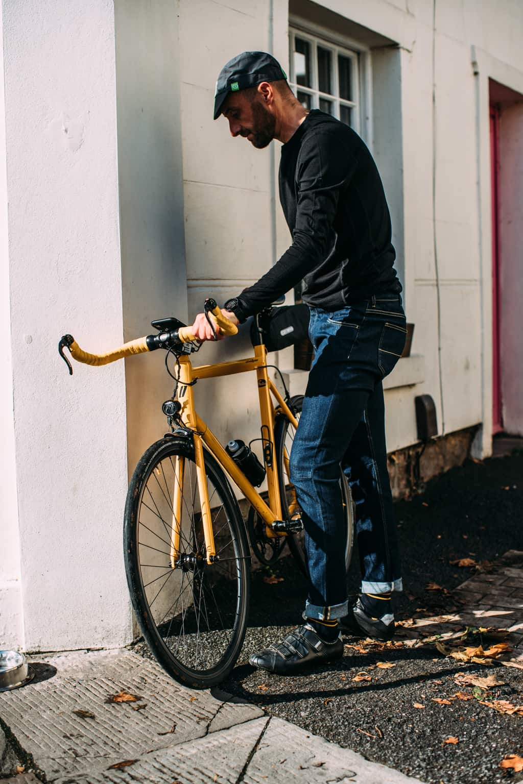 Vulpine Cycling Jeans