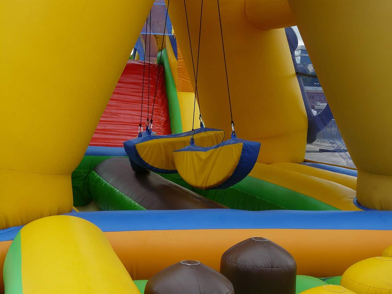 Bouncy Castle Hire for Your Kids Birthday Party