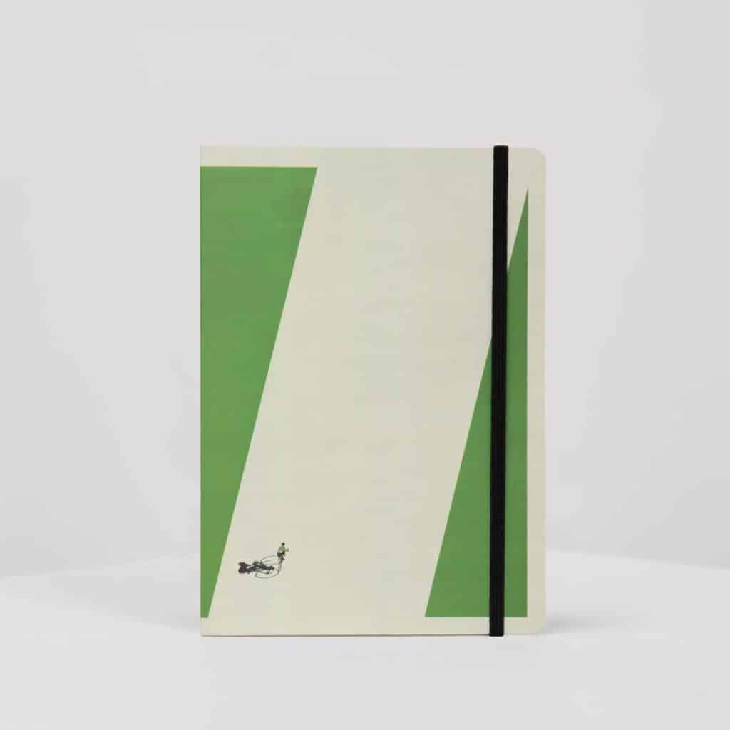 Handmade Cyclist notebook