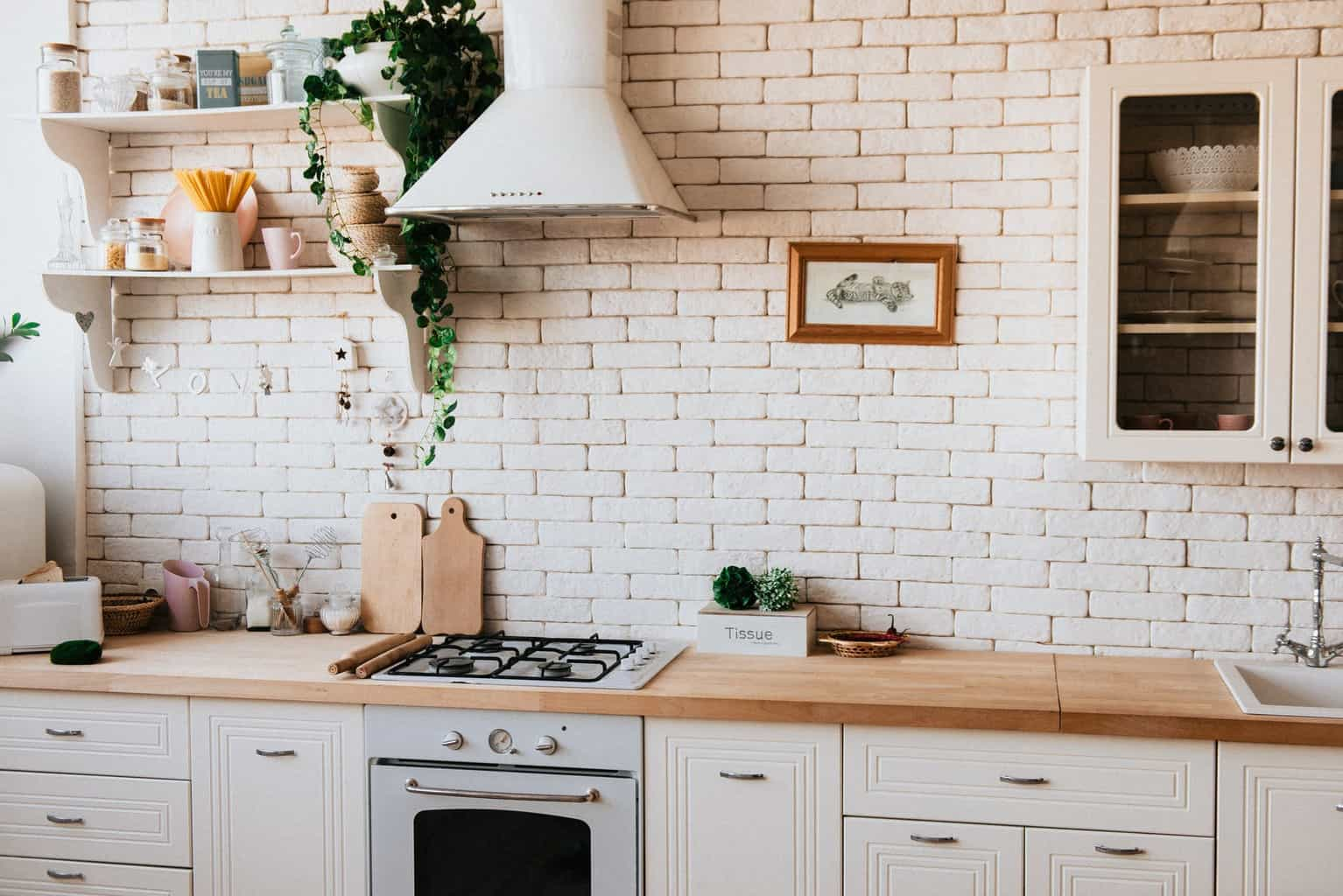 Countertop Options for When You're Strapped Of Cash