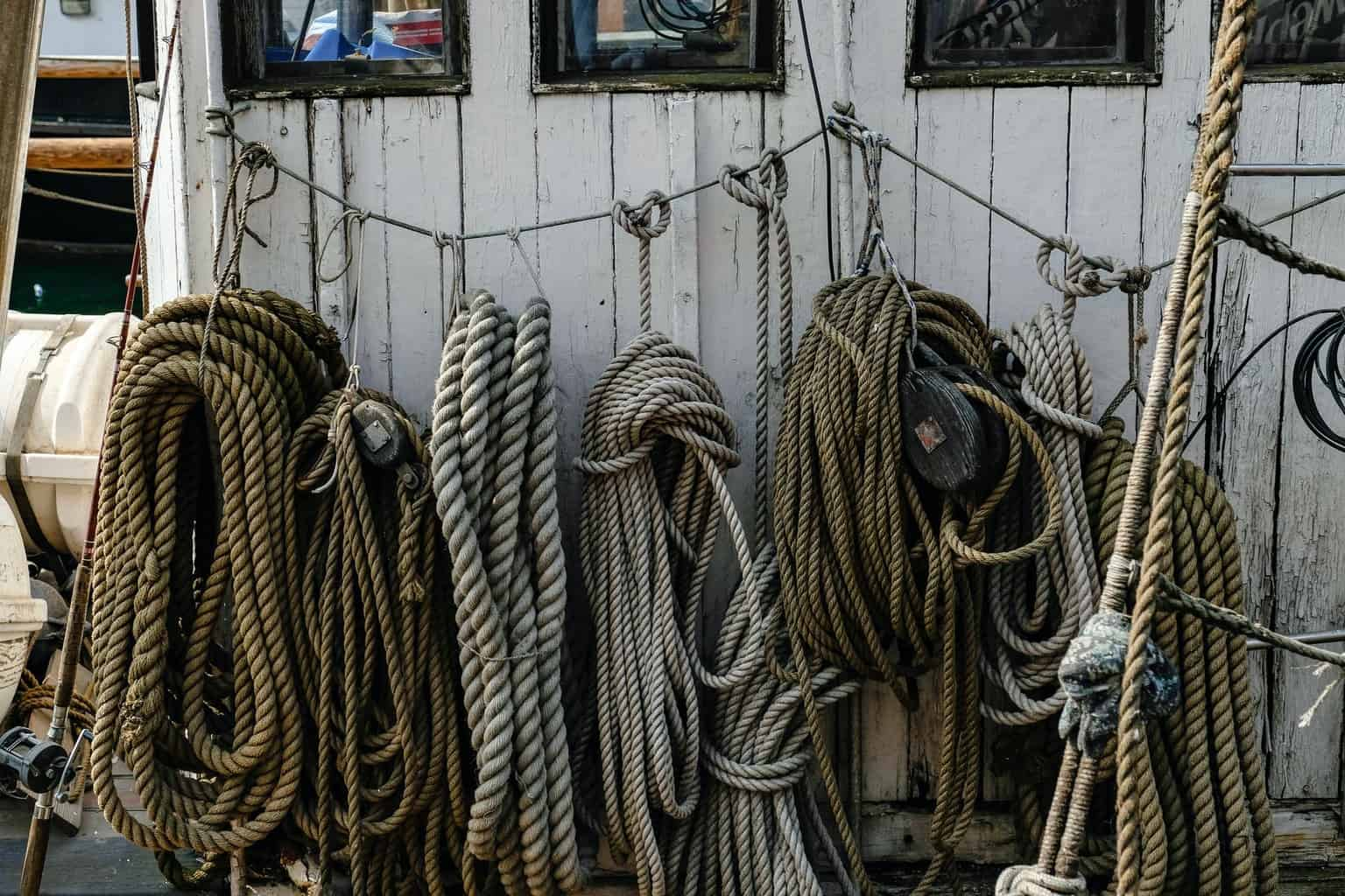 How to store Rope