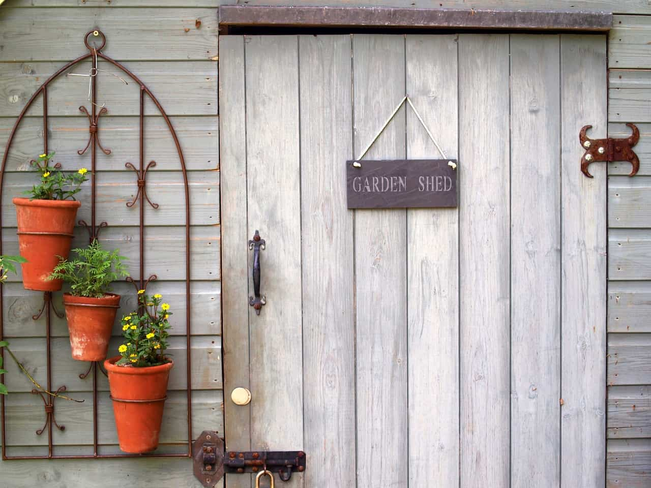 17 Clever Uses of a Garden Shed