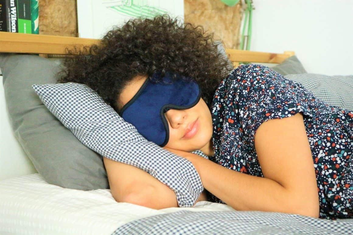 Why getting the slumber you always wanted is only a sleep mask away