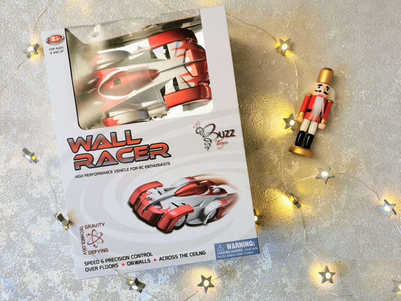 Wall Racer Remote Control Car