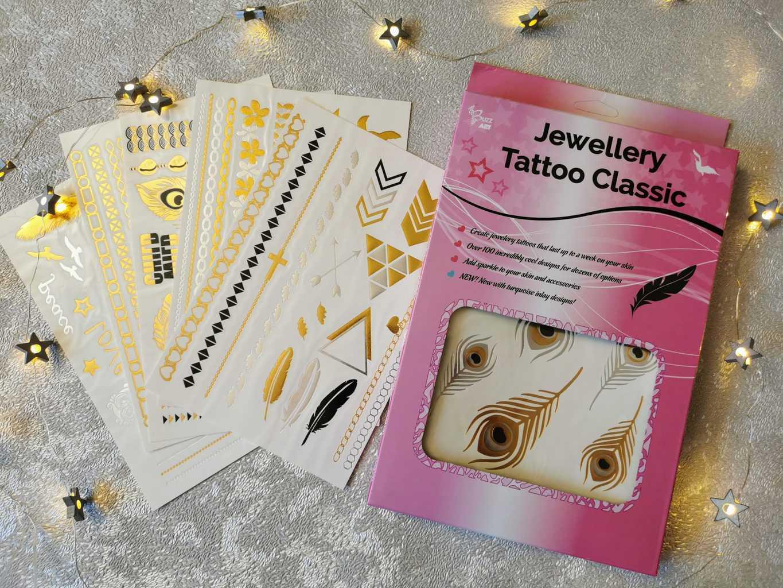 Jewellery Tattoos - Classic