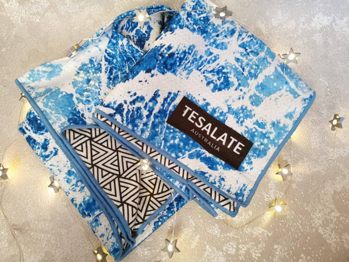 Tesalate Sand-free Beach/Workout Towel