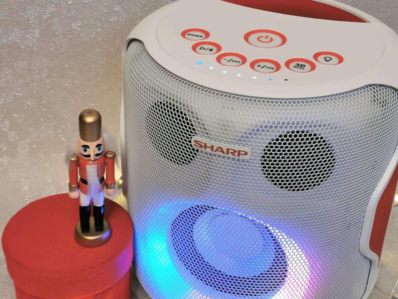 Sharp PS-919 Party Speaker