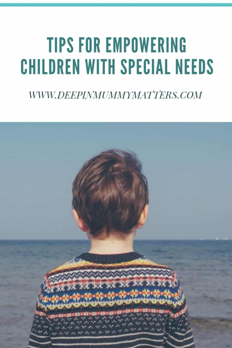 Tips For Empowering Children With Special Needs 2