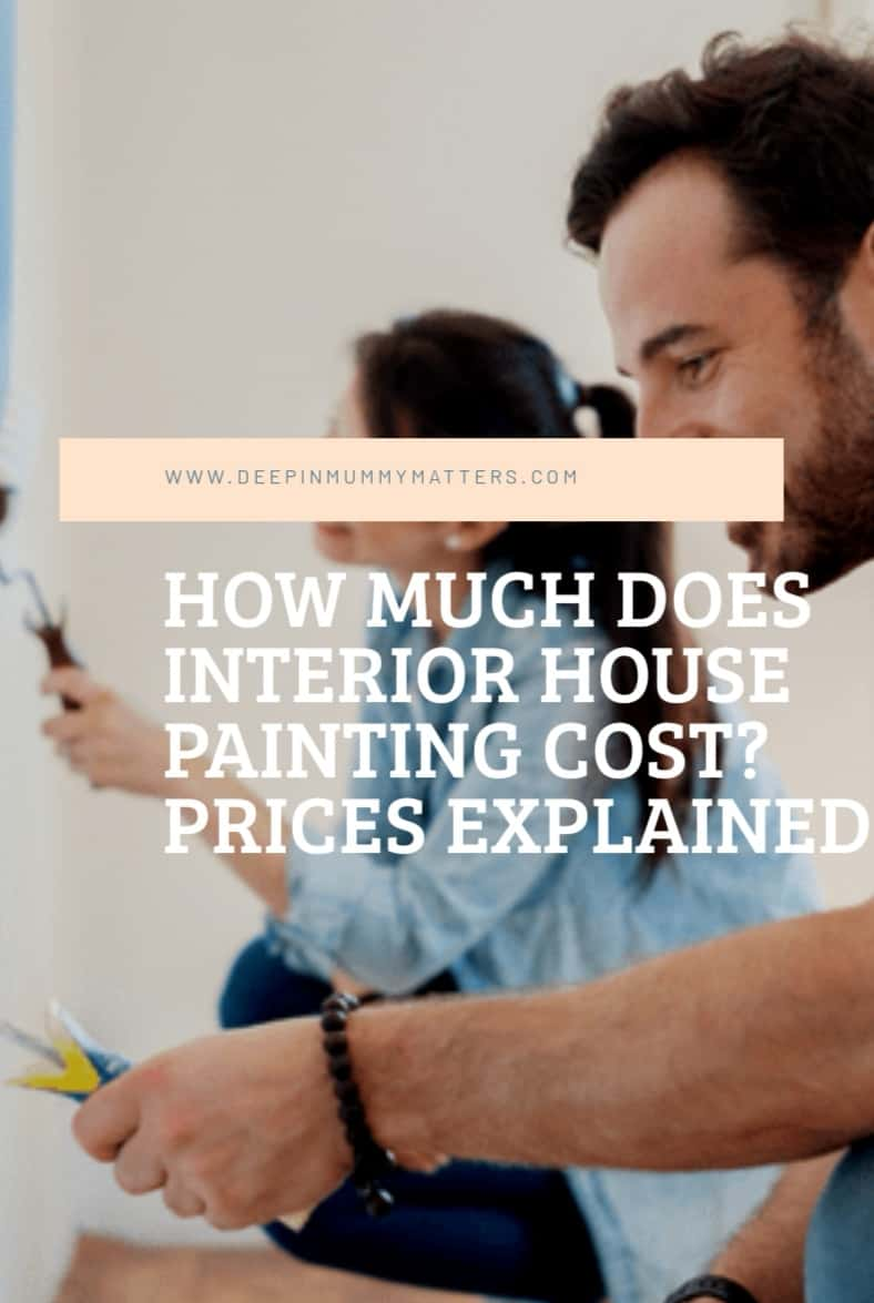 How Much Does Interior House Painting Cost? Prices Explained 1