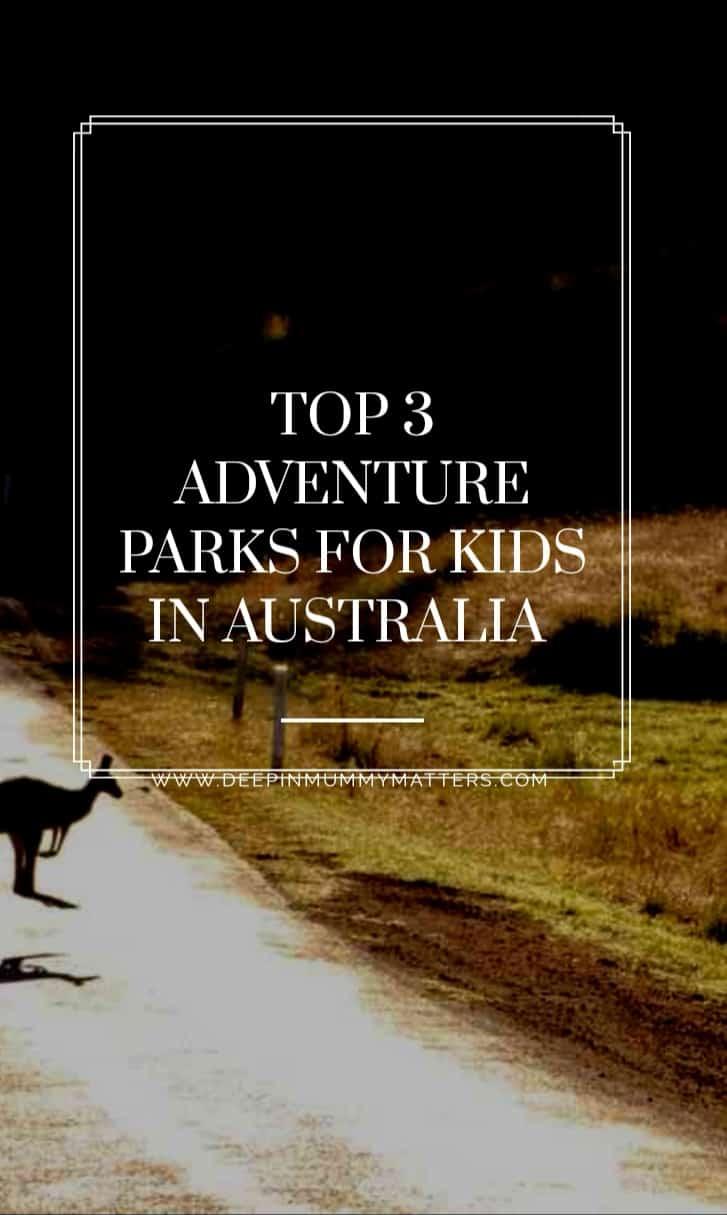 Top 3 Adventure Parks for Kids in Australia 1