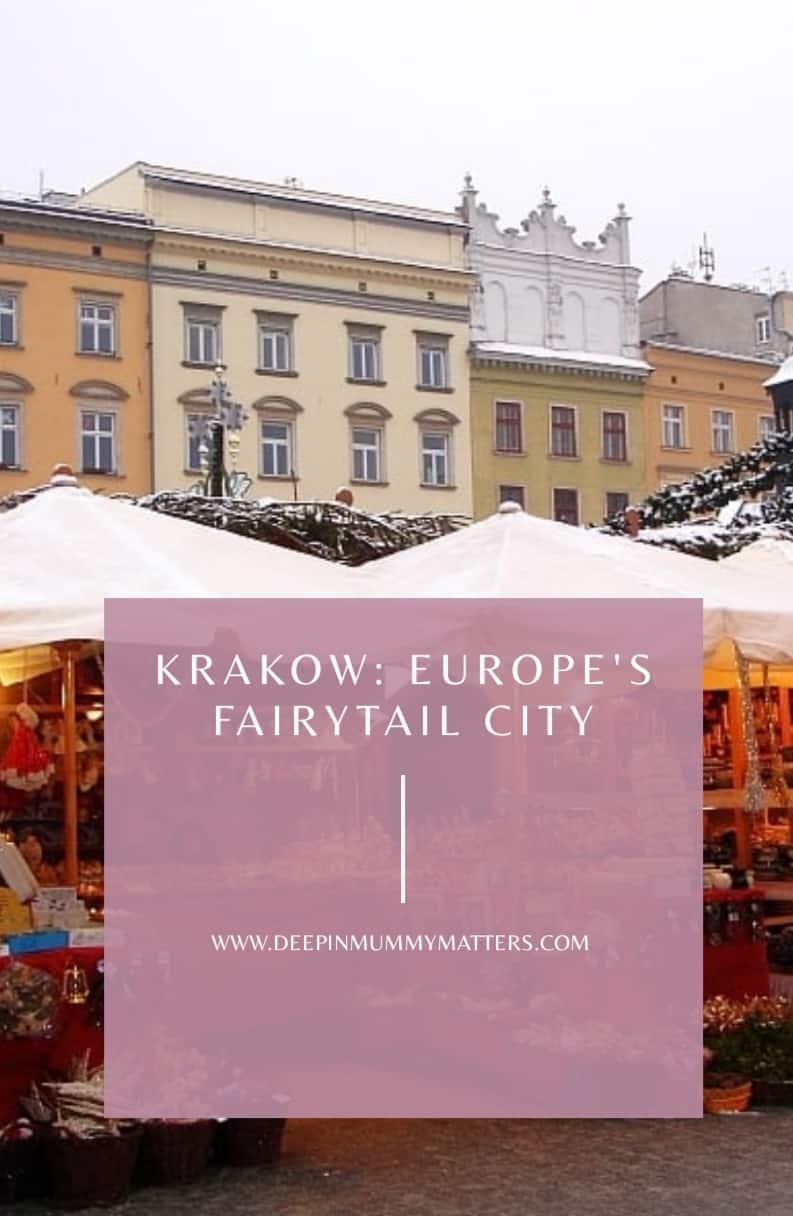 Krakow: Europe's fairytale city 1