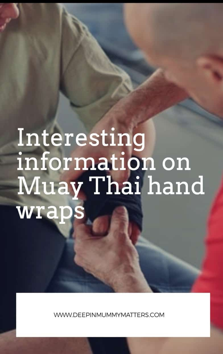 Interesting Information on the Muay Thai Hand Wraps 1