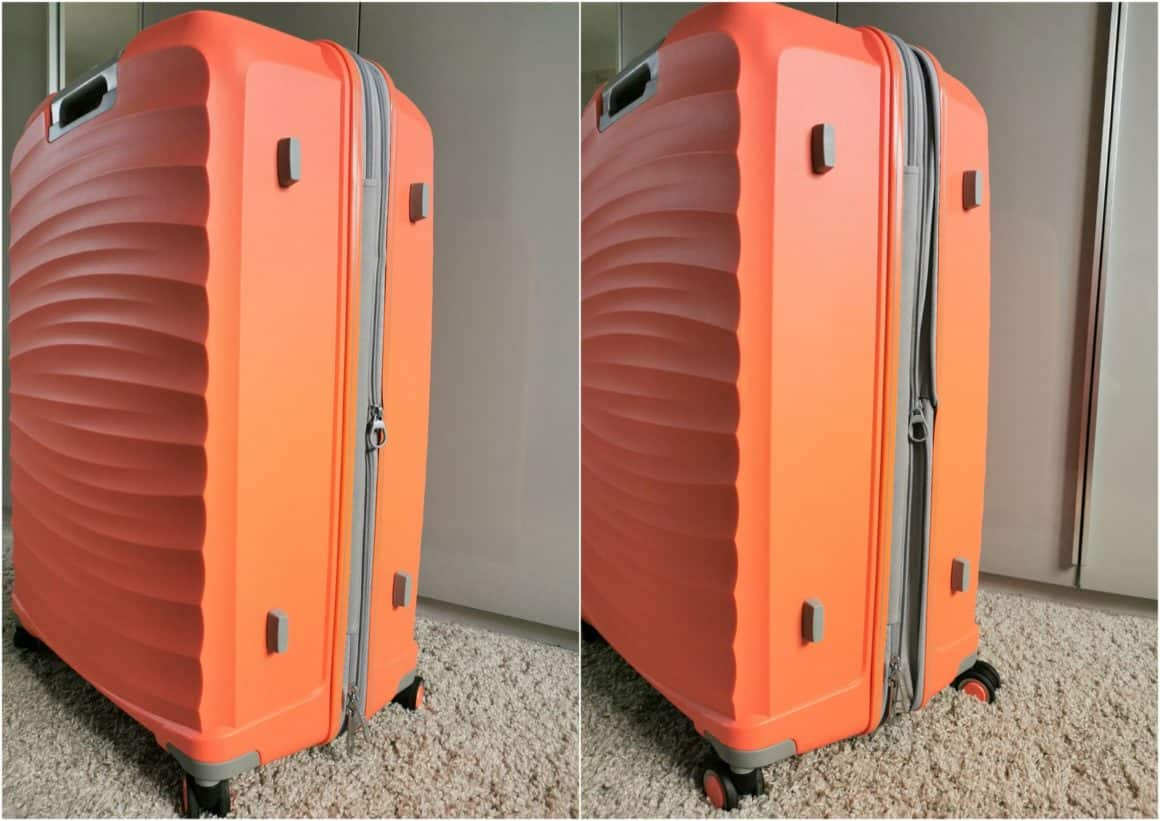 Rock Luggage Hard Shell Luggage Review 2
