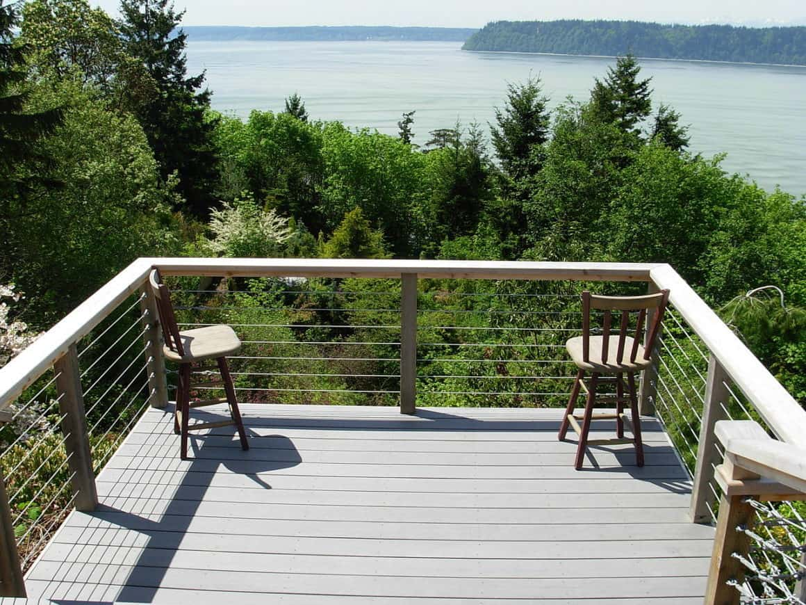 Upgrade to composite decking on your porch