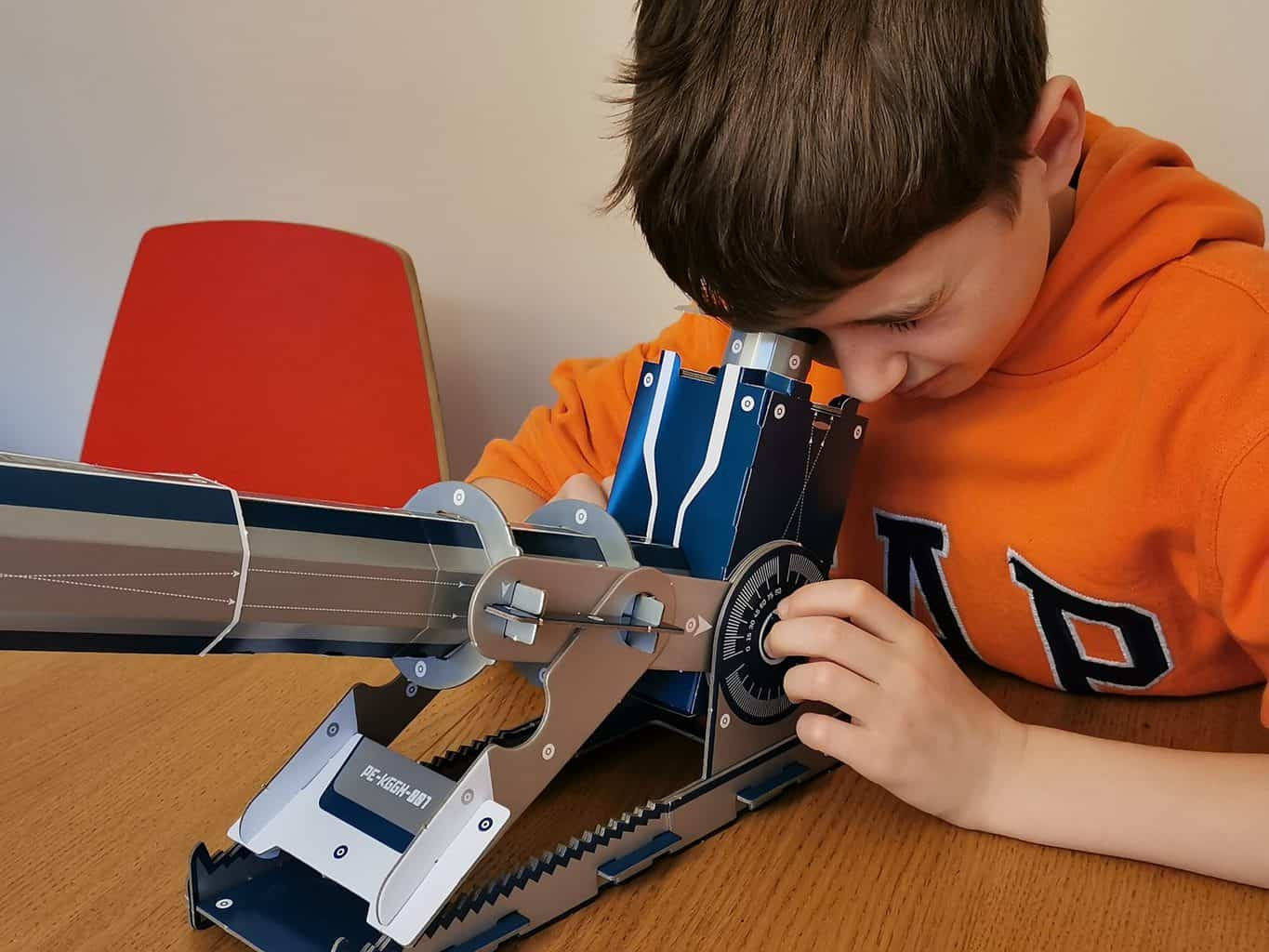 Build Your Own Telescope Kit Review