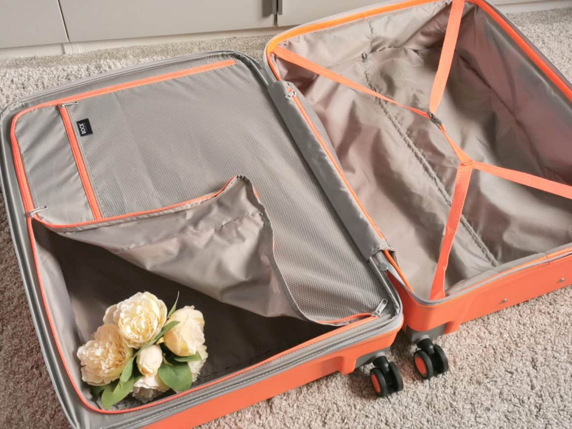 Rock Luggage Hard Shell Luggage Review 5