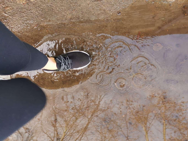 Loom Eco-Friendly Waterproof shoe Review #Ad