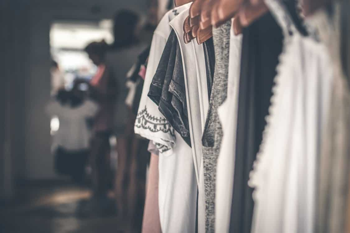 Organising your wardrobe and accessories