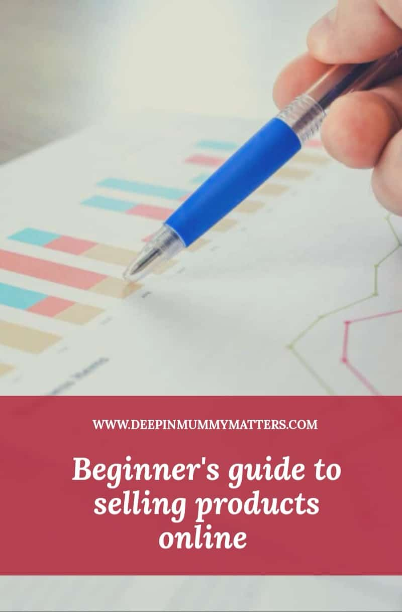 Beginner's Guide to Selling Products Online 1