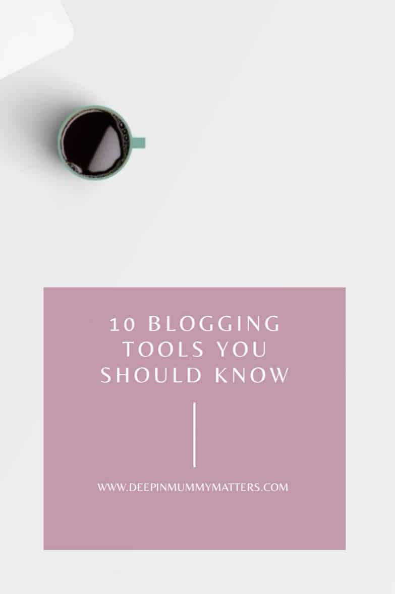 10 Blogging Tools You Should Know 2