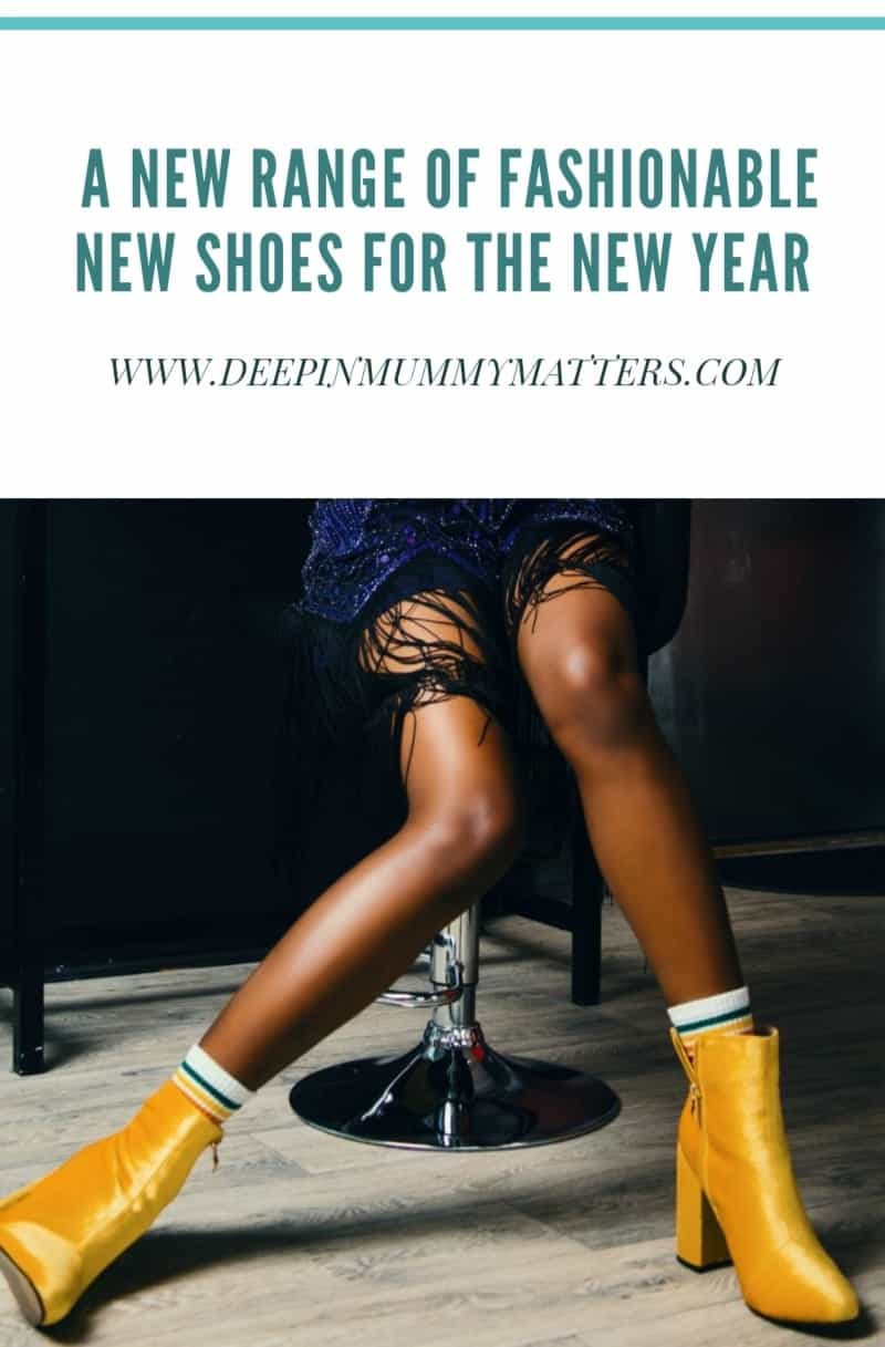 A new range of fashionable shoes for the new year 1