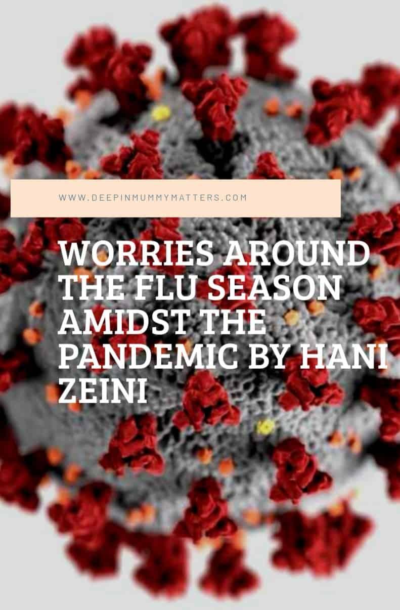 Worries around the flu season amidst the pandemic by Hani Zeini