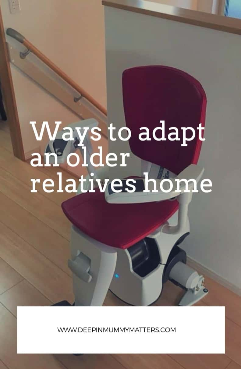 Ways To Adapt An Older Relatives Home 2