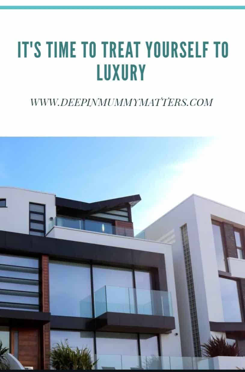It's Time To Treat Yourself To Luxury 1