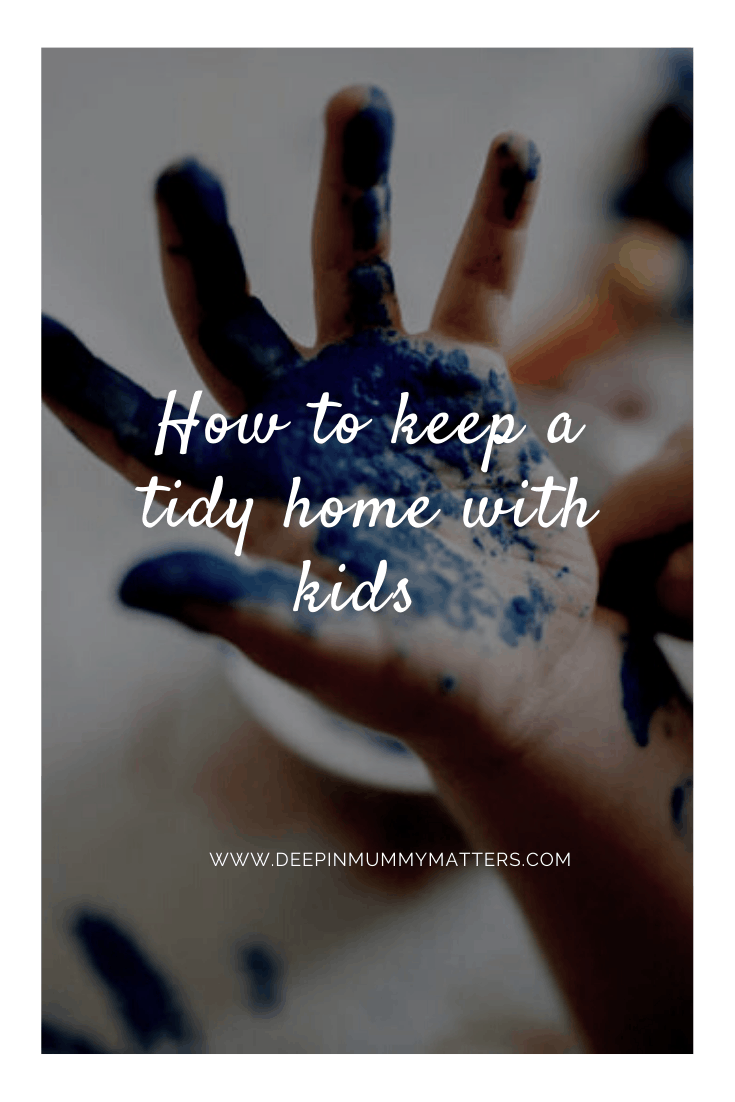 How to Keep a Tidy Home with Kids 2