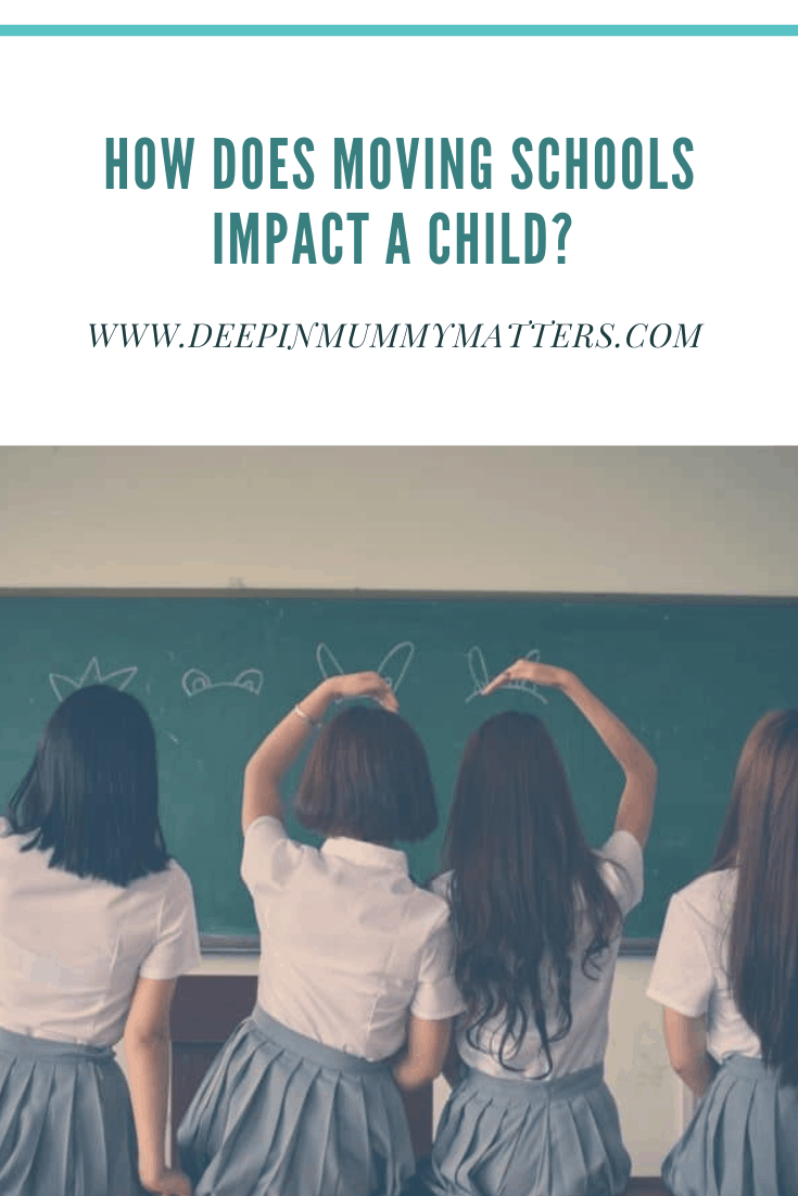 How Does Moving Schools Impact a Child 1