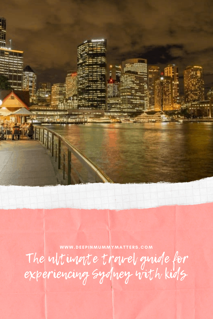 The Ultimate Travel Guide for Experiencing Sydney with Kids 1