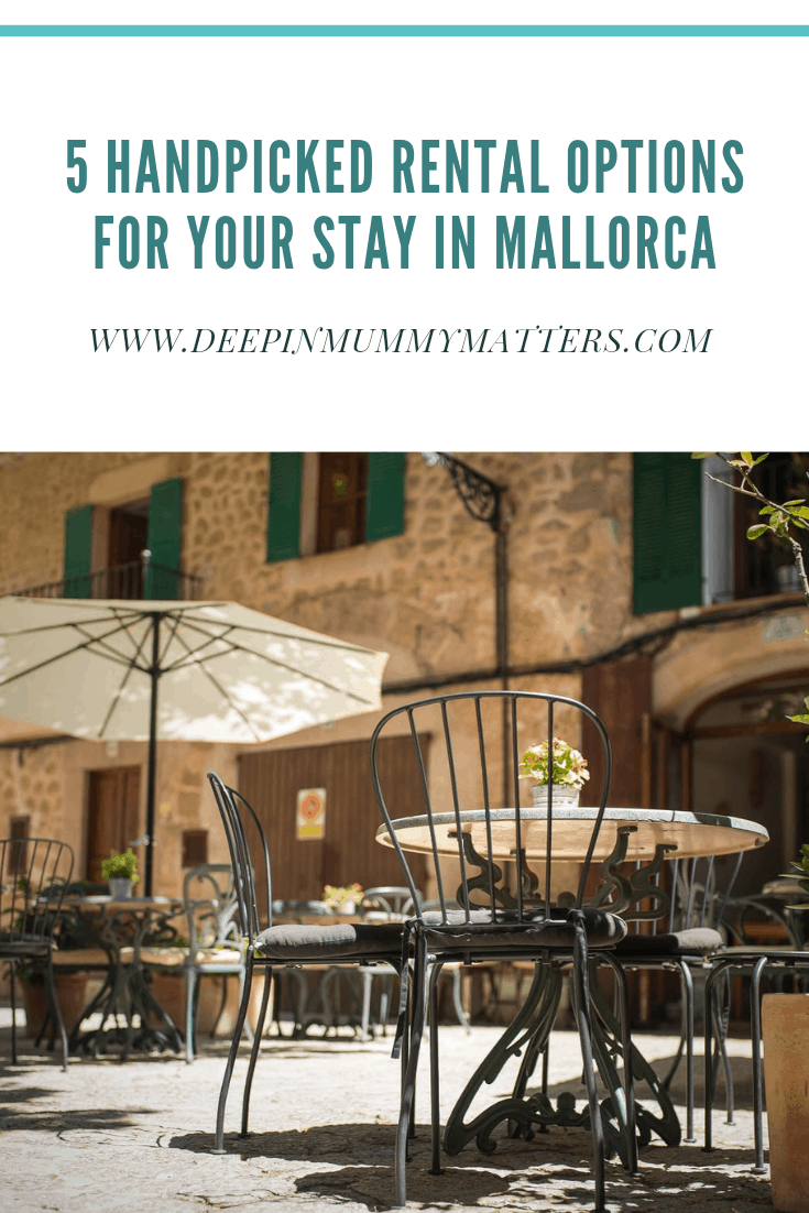 5 Handpicked Rental Options for Your Stay in Mallorca 1