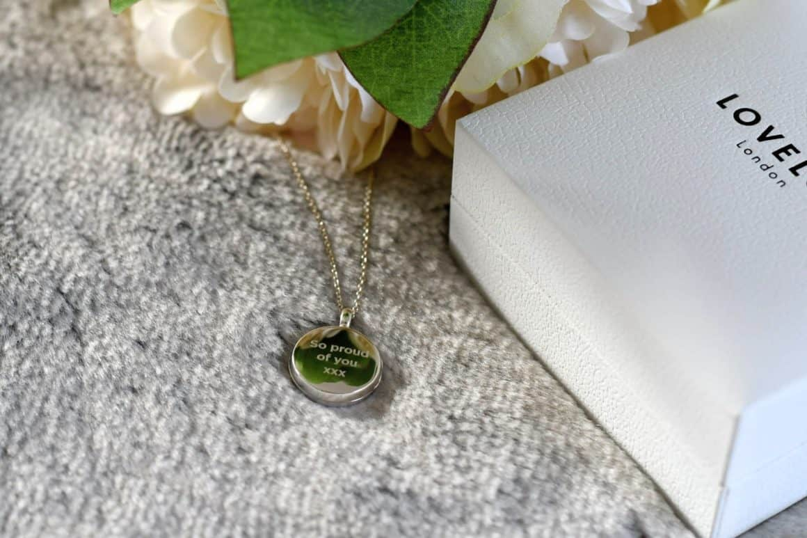 Lillie's Personalised Locket from LoveLox #ad 1