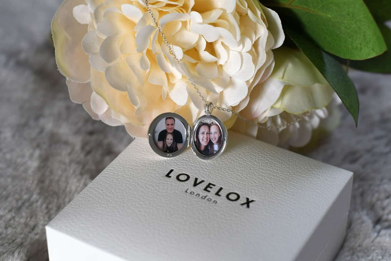 Lillie's Personalised Locket from LoveLox #ad