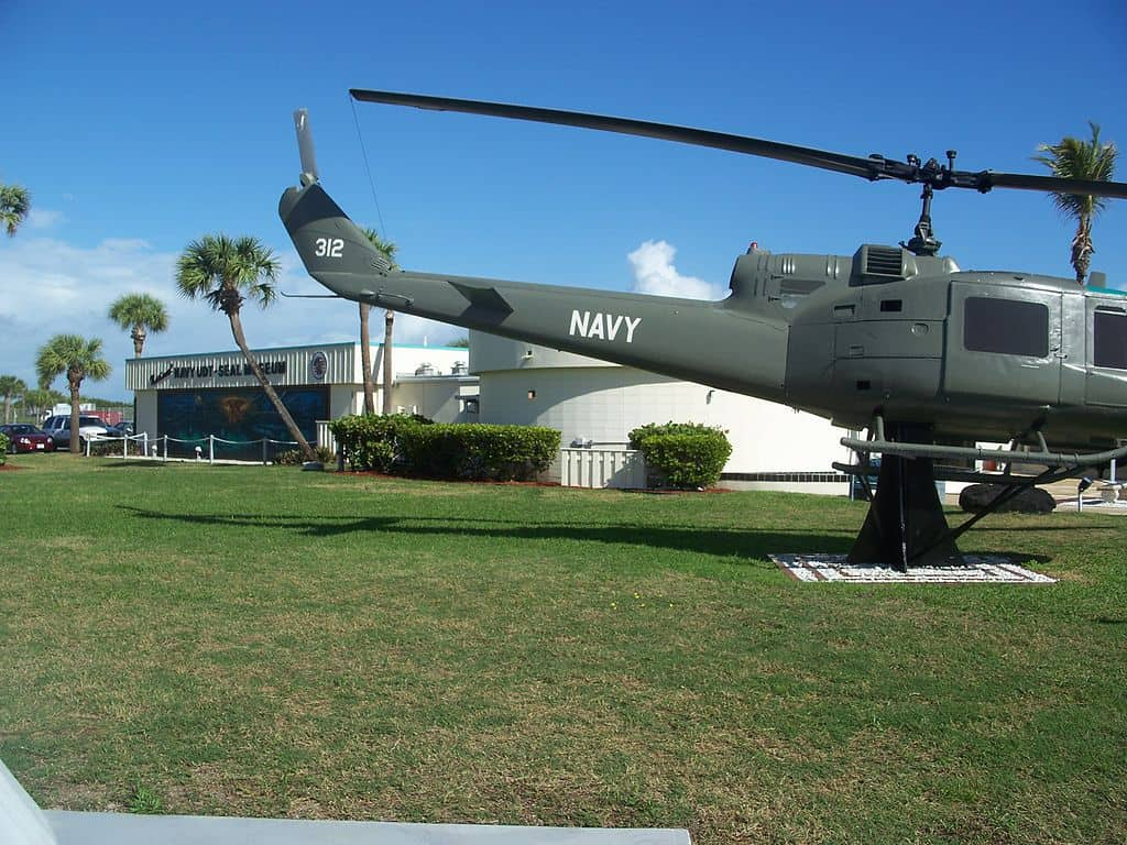 Navy Seal helicopter