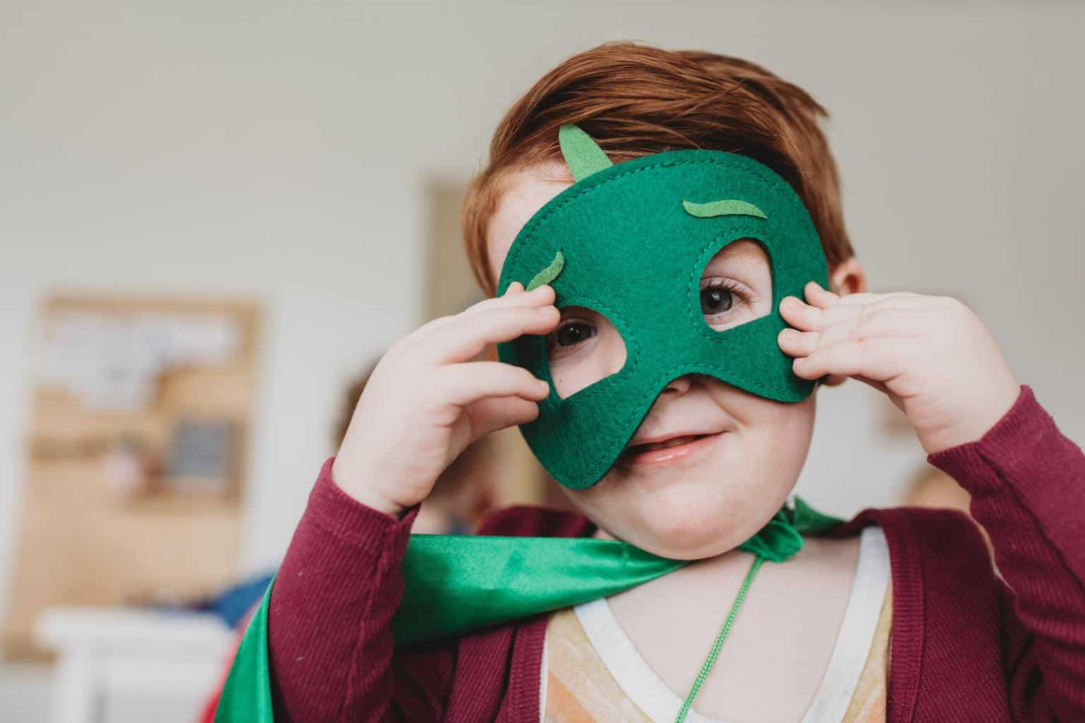 5 ways to make an easy World Book Day costume