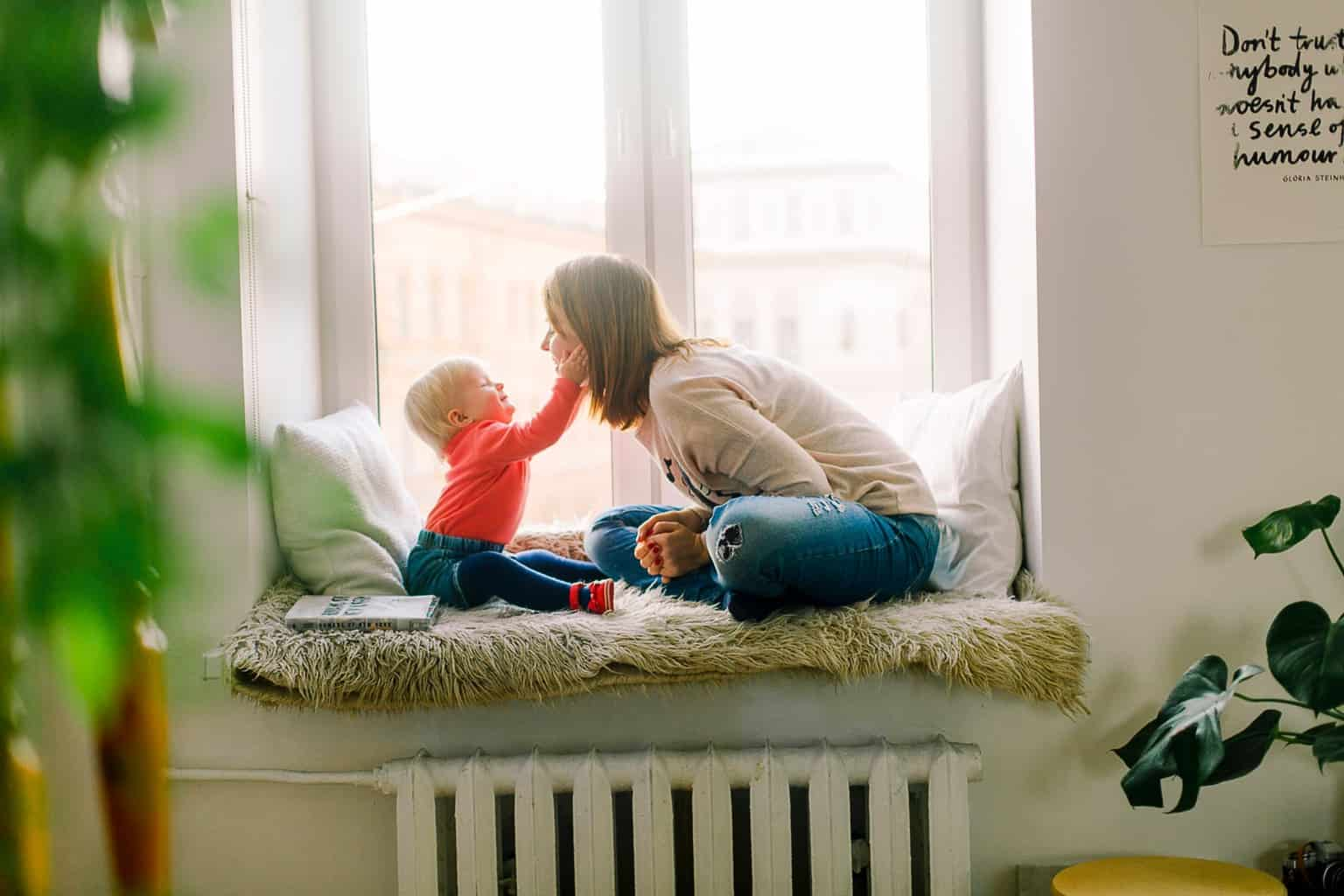 5 Secrets To Parenting A Smart Baby