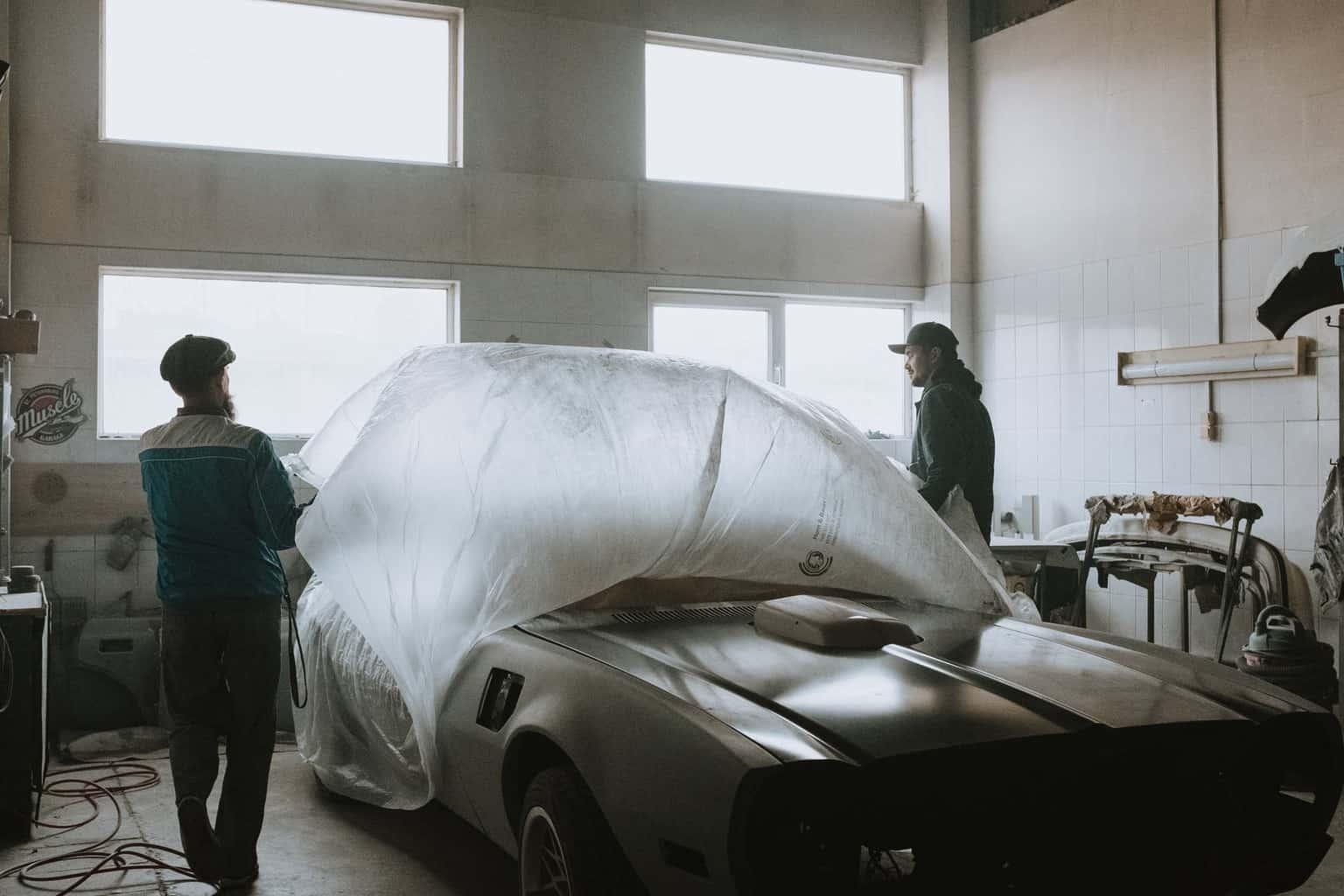 Luxury Car Storage Tips