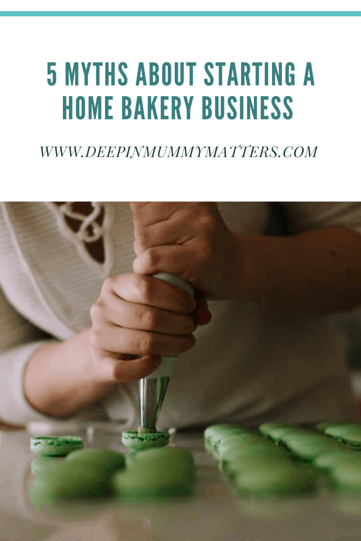 5 Myths About Starting a Home Bakery Business 1