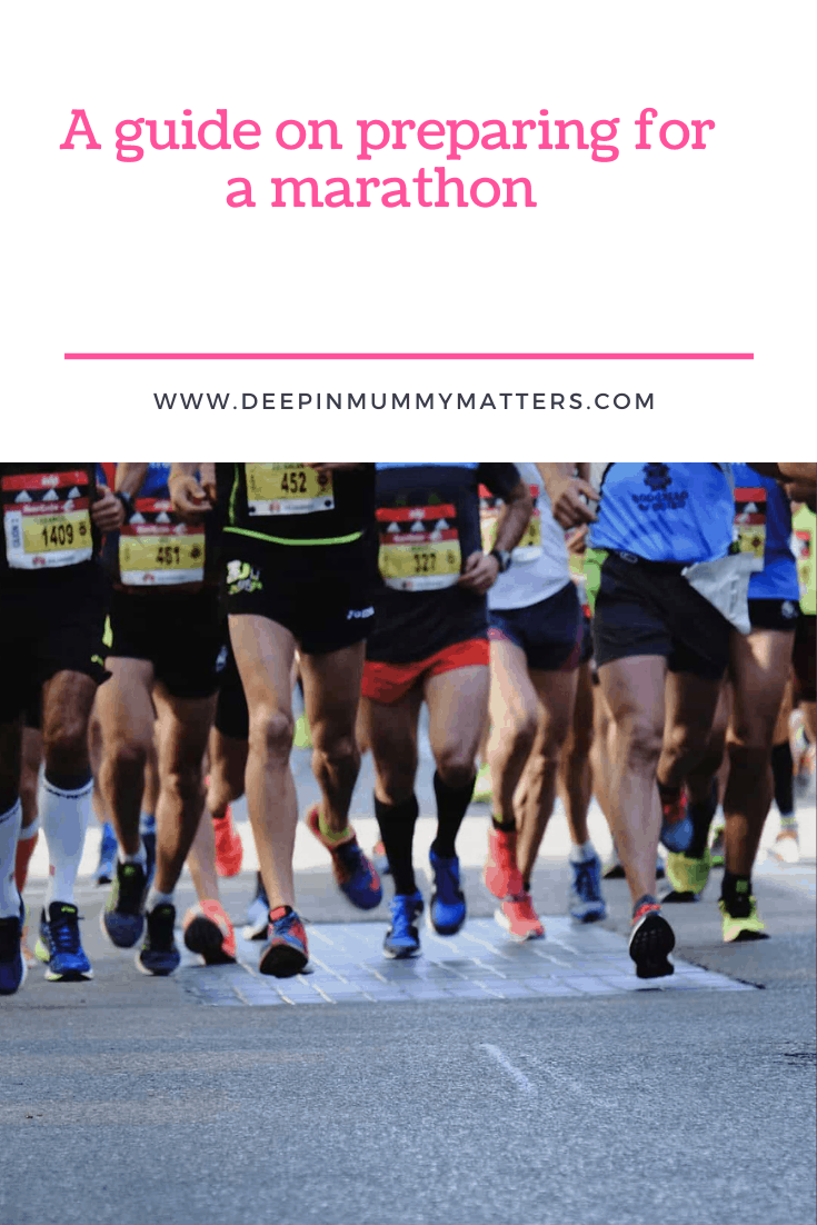 A Guide On Preparing For A Marathon 1